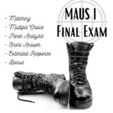 MAUS I Final Exam