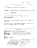 MAUS Introduction Guided Notes and preface Questions (dl p