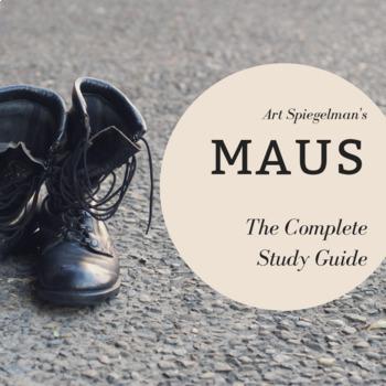 MAUS Part I Study Guide