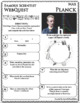 MAX PLANCK - WebQuest in Science - Famous Scientist - Differentiated