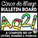 MAY CLASSROOM DECORATION (CINCO DE MAYO BULLETIN BOARD LET