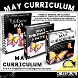 MAY PRESCHOOL CURRICULUM MONTHLY LESSON PLANS S1