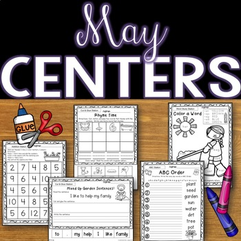 Easy Prep Centers MAY: All Set?  You Bet!
