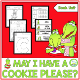 MAY I HAVE A COOKIE PLEASE? BOOK UNIT