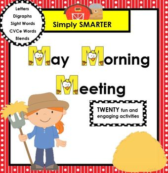 MAY MORNING MEETING