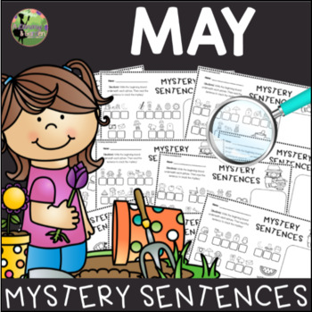 MAY Mystery Sentences