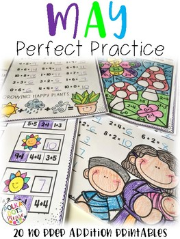 MAY Perfect Practice for Addition