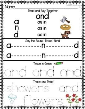 MAY is for Preschoolers (PreK & Kindergarten)