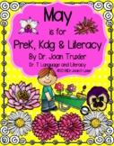 DISTANCE LEARNING: MAY is for Preschoolers (PreK & Kindergarten)