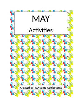 MAY- Re-usable Activities