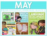 MAY: Speech/Language Bundle