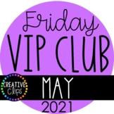 MAY VIP Club 2021: MAY Clipart ($19.00 Value)