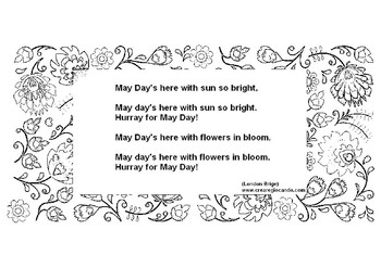 MAY day's here