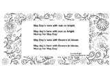 MAY day's here whit sun to bright