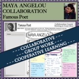 MAYA ANGELOU Collaboration Activity Research Biography Cooperative Group Work