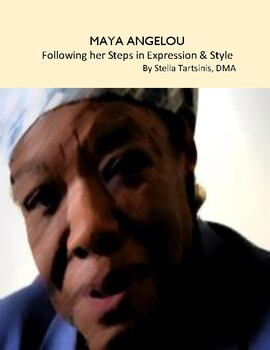 MAYA ANGELOU Following her Steps in Expression & Style