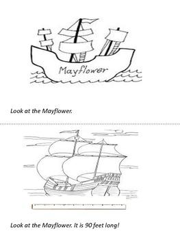 MAYFLOWER - Pattern Book