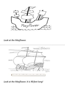 MAYFLOWER - Pattern Book