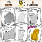 Maze Activity Worksheet
