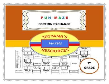 MAZE - Foreign Exchange
