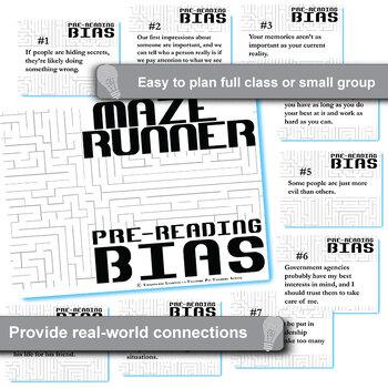 THE MAZE RUNNER PreReading Bias