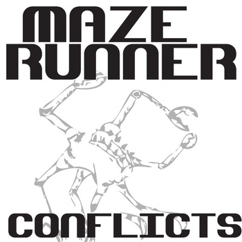 The Maze Runner Book Conflict