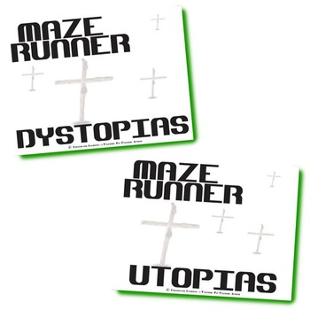 THE MAZE RUNNER Introduction to Utopias PowerPoint
