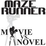 THE MAZE RUNNER Movie vs. Novel Analyzer