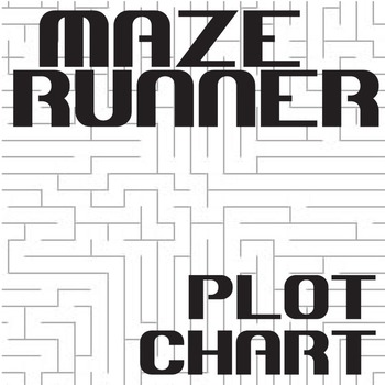 The Maze Runner Plot Chart Organizer Diagram Arc Dashner