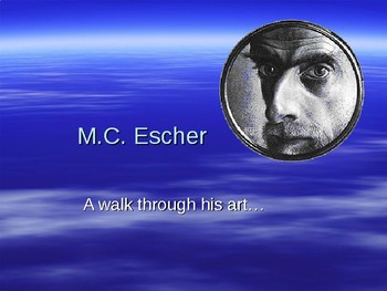 MC Escher Powerpoint