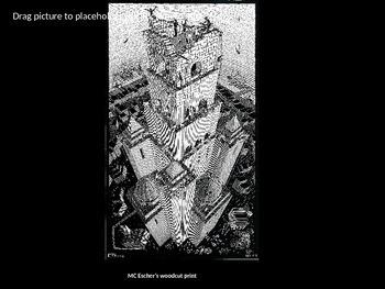 M.C Escher - Tessellations