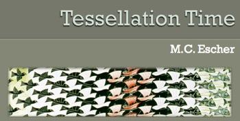 M.C. Escher and Tessellations