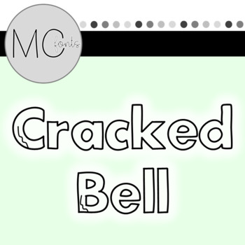 MC Fonts - Cracked Bell