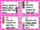 WONDERS aligned: ROCK ON! Grammar Task Cards and/or Scoot Games #5