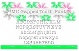 MC Gapped Tooth Font FREE