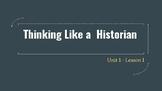MC3 Curriculum - Michigan - Thinking Like a Historian Goog