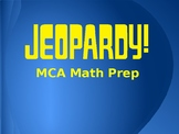 MCA Math Prep Jeopardy  Game