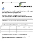 ELA Gr.8-10 Former (NOT MCAS2.0) MCAS Long Comp. 12 Prompt