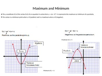MCF 3M0 - Entire Course PowerPoint 11 University/College Mathematics