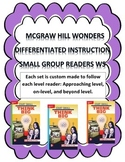 MCGRAW HILL WONDERS Unit 1, Week 5 Gr. 4 Small Group Reader Worksheets