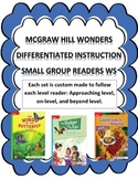 MCGRAW HILL WONDERS Unit 2, Week 1 Gr. 4 Small Group Reade