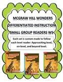 MCGRAW HILL WONDERS Unit 2, Week 4 Gr. 4 Small Group Reade