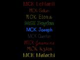 MCK Fonts
