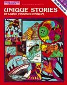 Reading Comprehension - Unique Stories (Grades 6-9)