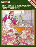 Sentence and Paragraph Construction (Grades 4-6)