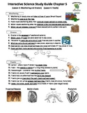 MCSB – 3rd Grade Interactive Science (Study Guide/Test Combo Ch. 5-Lesson 3&4)