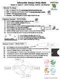 MCSB – 3rd Grade Interactive Science (Study Guide/Test Combo Ch. 8 -Lesson 4)
