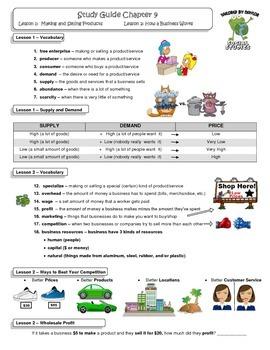 MCSB –Harcourt 3rd Grade Louisiana S. Studies: Ch. 9 Lesso