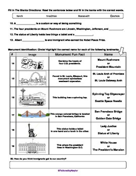 MCSB –Harcourt 3rd Grade Louisiana S. Studies: Ch. 8 Lesson1&2 Study Guide/Test