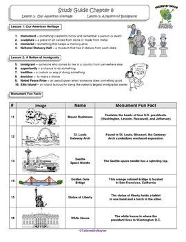MCSB –Harcourt 3rd Grade Louisiana S. Studies: Ch. 8 Lesso